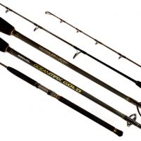 Maxel OMGS 661-3050 OceanMax Gold Spinning Rod - 6 ft. 6 in.
