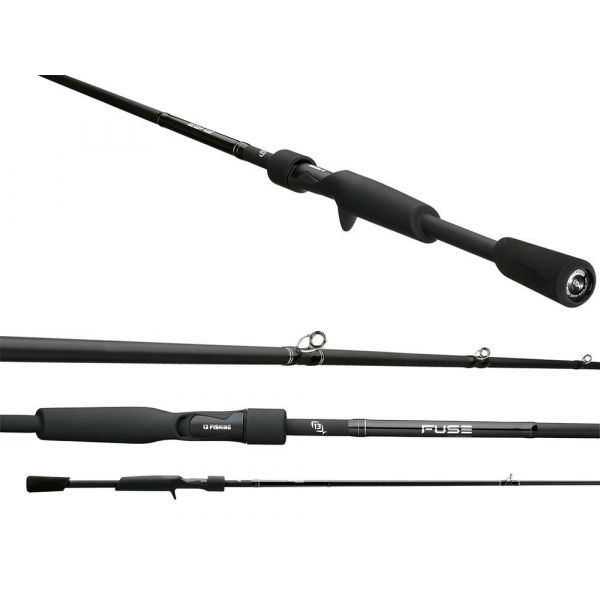 13 Fishing FCC74MH Fuse Carbon Casting Rod