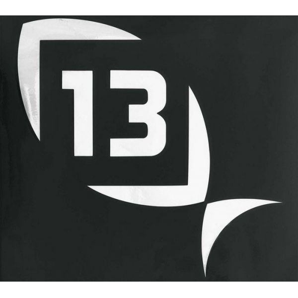 13 Fishing Logo Decals