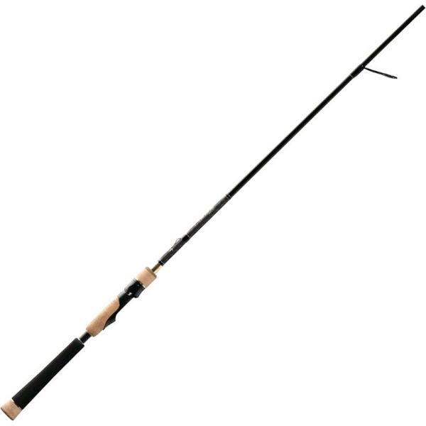 13 Fishing Muse Gold MGS72ML Spinning Rod - 7 ft. 2 in.