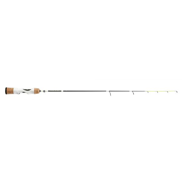 13 Fishing TS2-23SUL Tickle Stick w/ White Reel Seat Rod