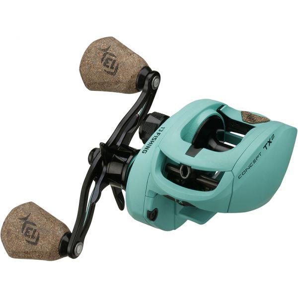 13 Fishing TX2-7.5-LH Concept TX2 Baitcasting Reel