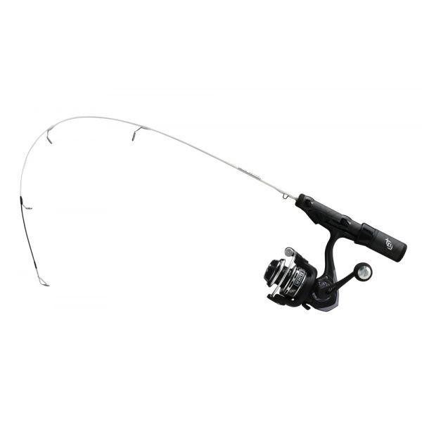 13 Fishing WOC235UL Whiteout Ice Combo
