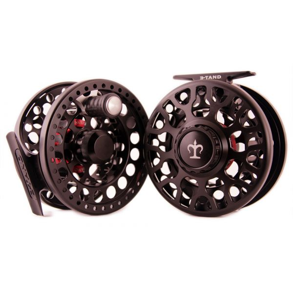 3-Tand T-120 Fly Reel - Black