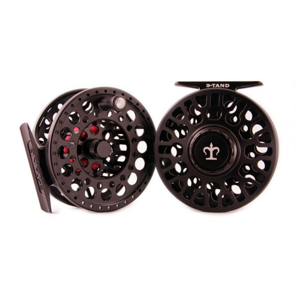3-Tand TF-40 Fly Reel - Black