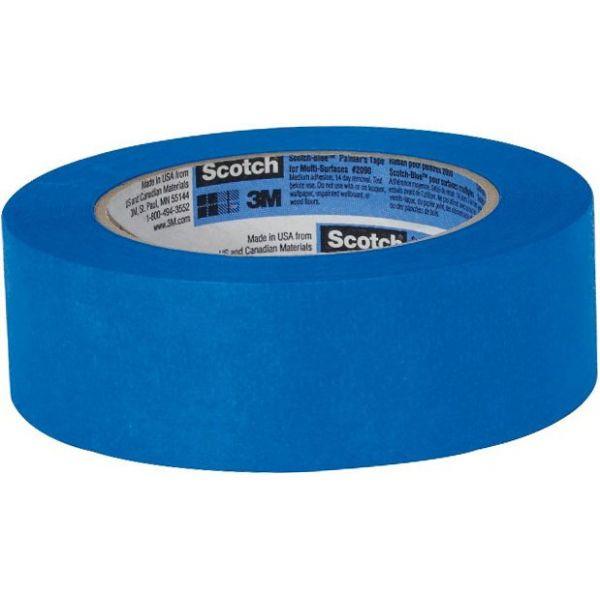 3M Scotch Masking Tape 2090 Blue