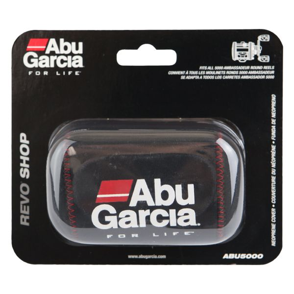 Abu Garcia ABU5000 Neoprene Round Reel Cover
