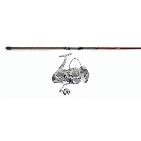 Accurate SR-30 Twinspin Reel - St. Croix 12ft Avid Spin Rod Surf Combo