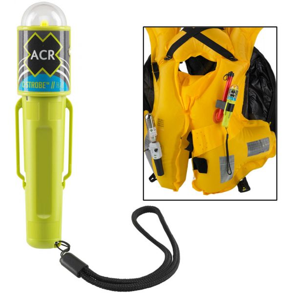 ACR 3964.1 C-Strobe H2O - Water Activated LED PFD Emergency Strobe