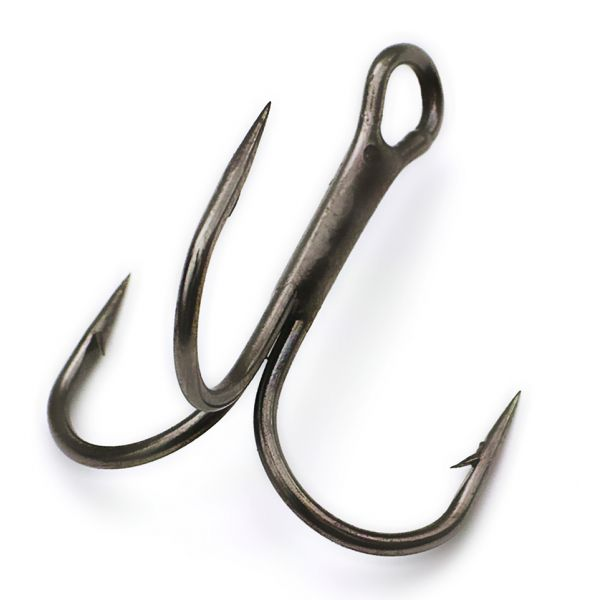 Addya A402-BN Hercules King Salmon Special 2X Replacement Treble Hook