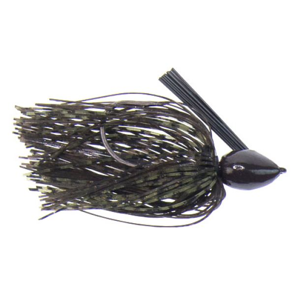 All-Terrain Tackle Grassmaster Jig Lure 3/4oz Green Pumpkin