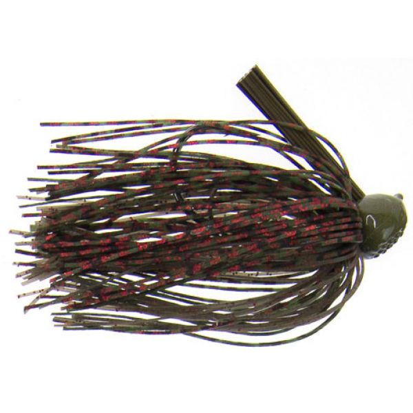 All-Terrain Tackle Rattling A.T. Jig Lure - 1/4 oz. - Watermelon/Red
