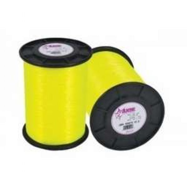 Ande MY002000 Monster Yellow Monofilament 80lb