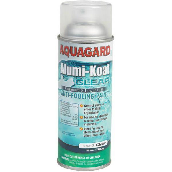 Aquagard 71310 Alumi-Koat Spray - Clear