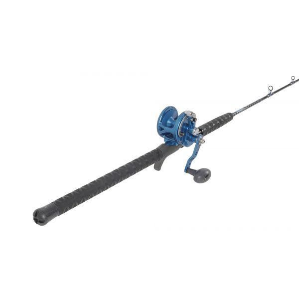 Avet G2 JX Blue / TackleDirect TDSCJ66H Conventional Jigging Combo