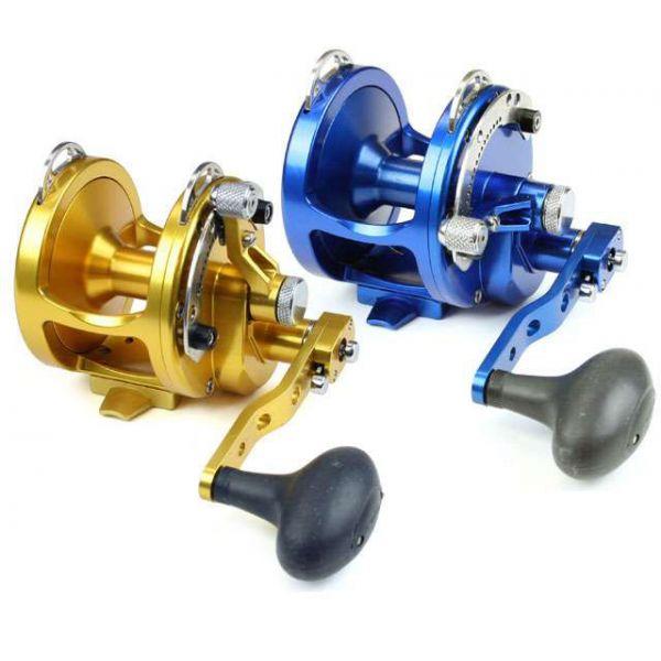 Avet HX 5/2 Two-Speed Lever Drag Casting Reels
