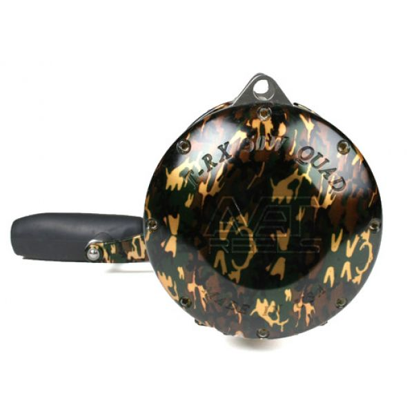 Avet T-RX 50W 2-Speed Lever Drag Big Game Reel Green Camo