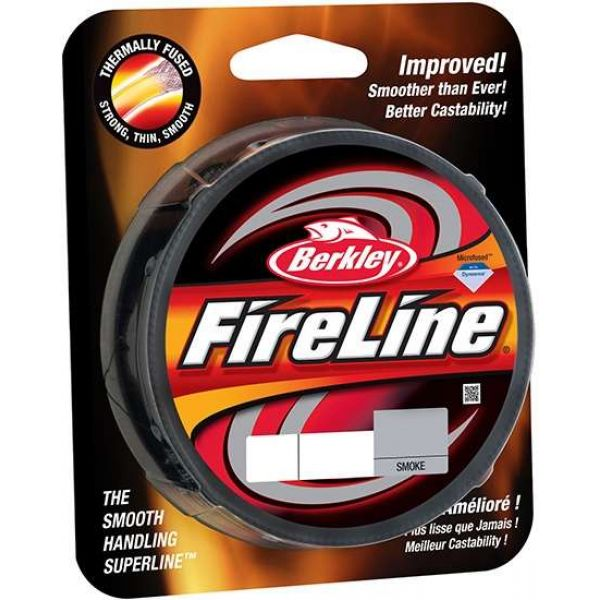 Berkley FireLine Fused Original 4-30lb 300yds Smoke 14lb
