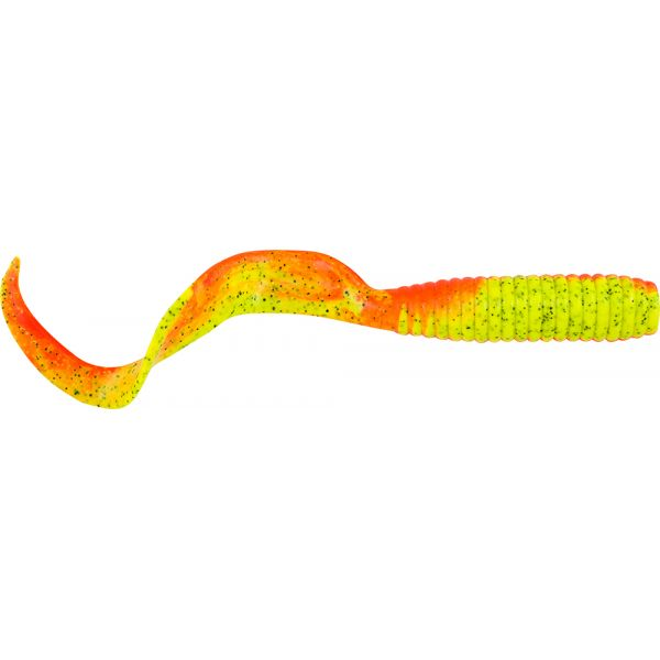 Berkley Gulp! Saltwater Grub - 6 in. - Firetiger