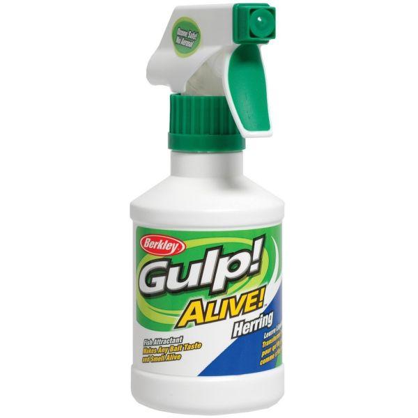 Berkley Gulp Alive Herring Scented Attractant Spray
