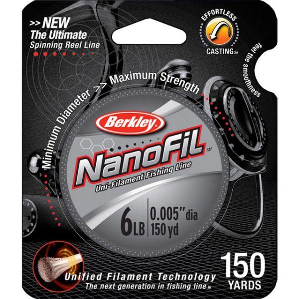Berkley Nanofil Filler Spool NF15017 150yd