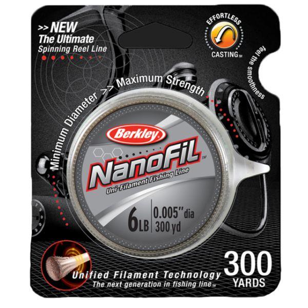 Berkley Nanofil Filler Spool 300yd NF30012