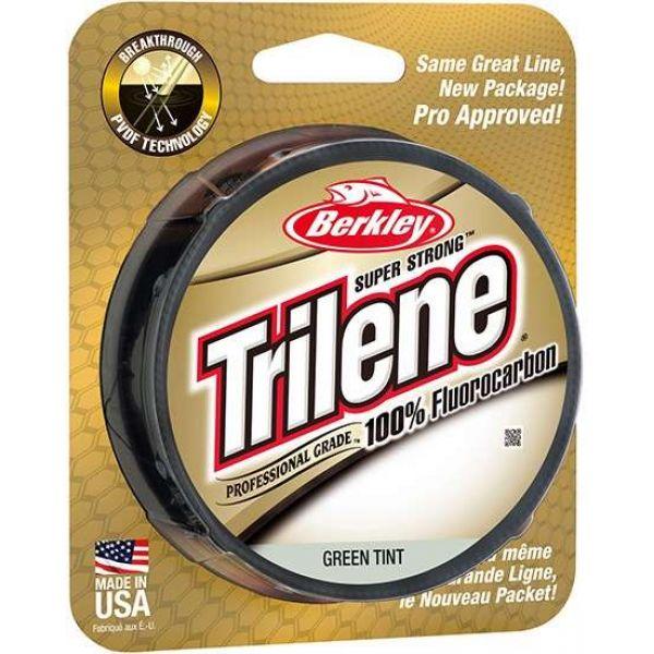 Berkley Trilene 100% Fluoro 4-8lb 200yds Green Tint 6lb