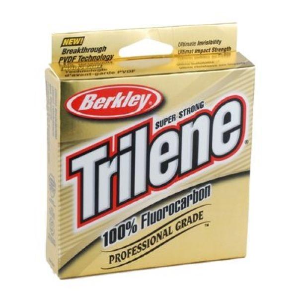Berkley Trilene 100% Fluorocarbon 110yd Spools 2lb.-8lb. Green Tint