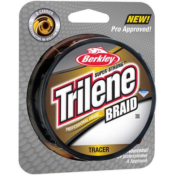 Berkley Trilene Tracer Braid Professional Grade 20-50lb 150yds