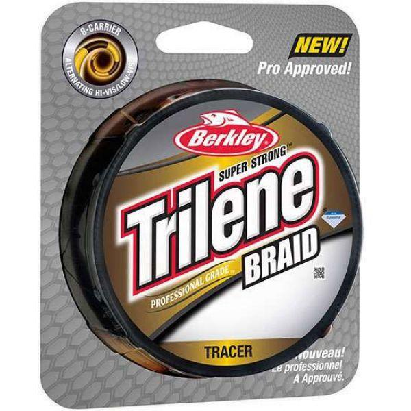 Berkley Trilene Tracer Braid Professional Grade 65-80lb 150yds 80lb