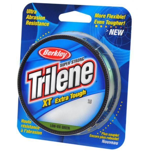 Berkley Trilene XT Extra Tough Filler Spools Low-Vis Green