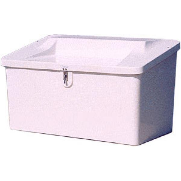 Better Way 500 Seat-Top Dock Box - 50''W x 29''D x 29''H