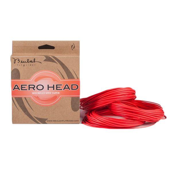 Beulah AH810 Aero Head Spey Shooting Head Fly Line