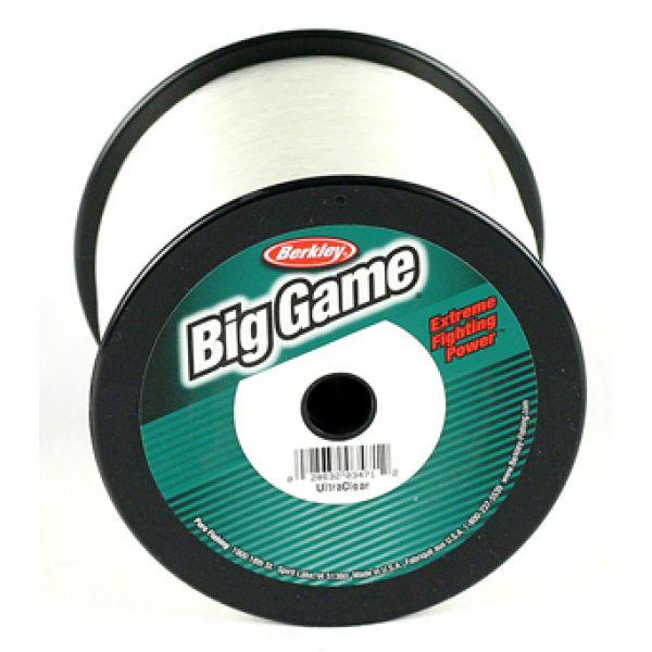 Berkley Trilene Big Game 3 Lb. Spool  100 Lb. Test Clear