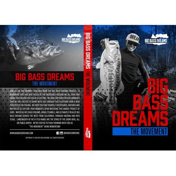 Big Bass Dreams - The Movement DVD