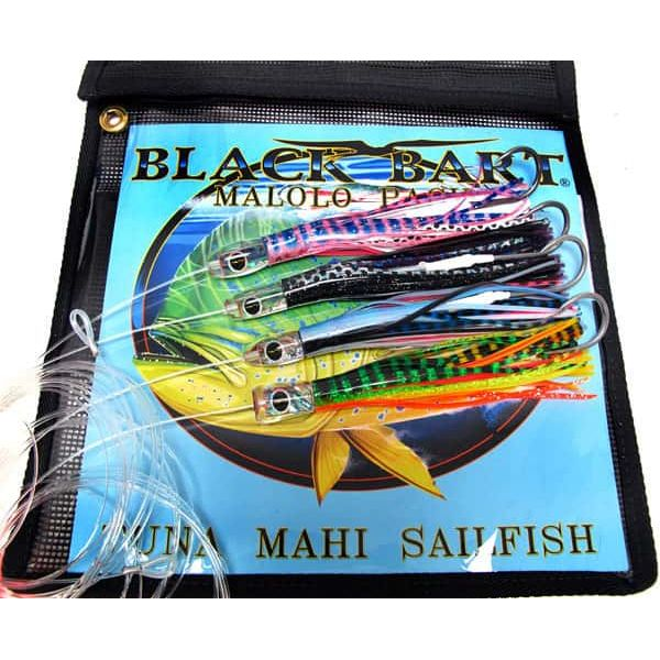 Black Bart Malolo Lure Pack - Brat / Demon / Bully / Sushi
