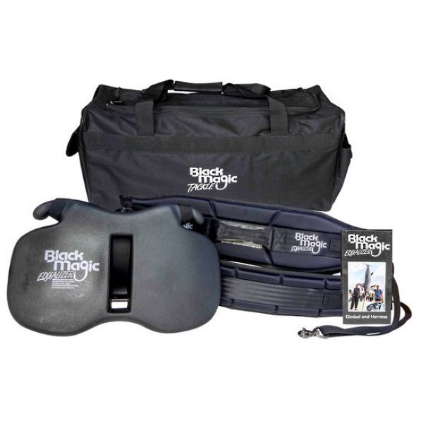 Black Magic Tackle Equalizer Gimbal & Harness Sets