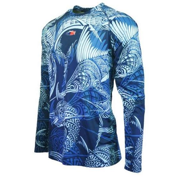 Bluefin USA Rashguard AO Grand Slam