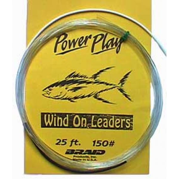 Braid 69673 180# Wind On Leader
