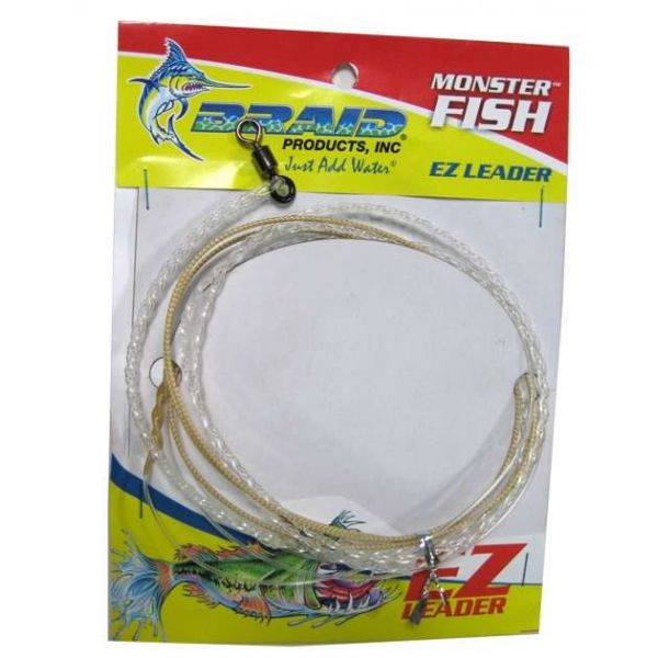 Braid 70340-60-80 EZ Jigging Leader 60lb