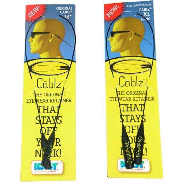 Cablz Original Eyeglass Retainers