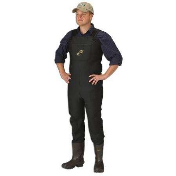 Caddis CA11901WBF Neoprene Bootfoot Waders - Size 7