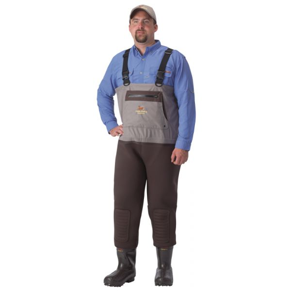 Caddis Northern Guide Hybrid Bootfoot Waders 8