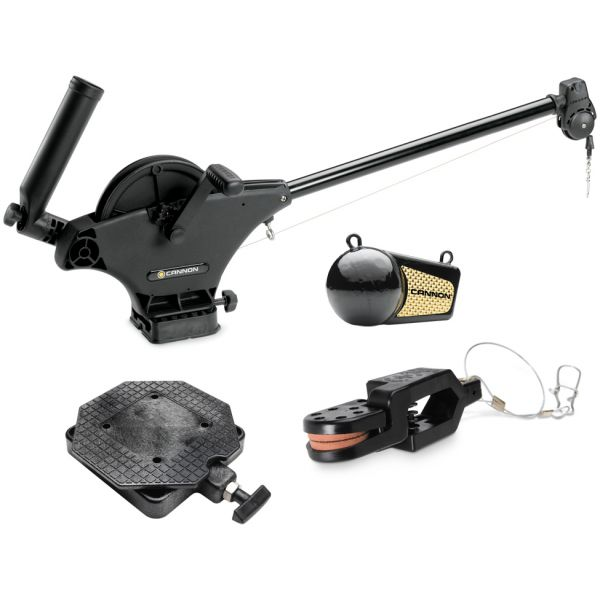 Cannon Uni-Troll 5 ST Manual Downrigger Trolling Kit