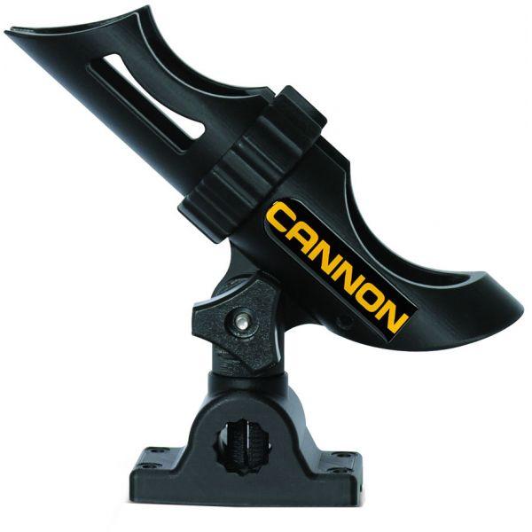 Cannon Three-Position Rod Holder