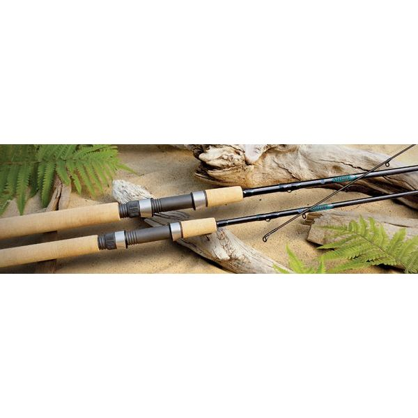 St Croix Premier Spinning 2pc Rods