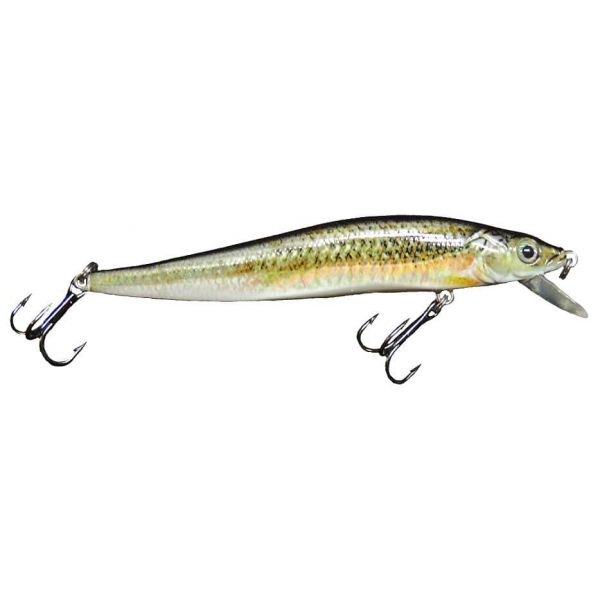 CTF Lures EOC 3.5 Small Stickbait Emerald Shiner