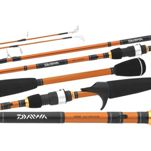 Daiwa Aird Rods