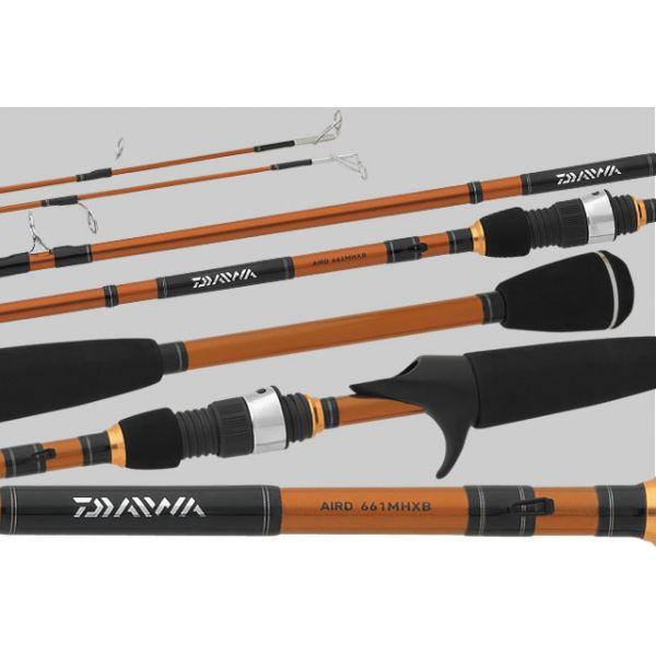 Daiwa AIRD662MHXB Aird Casting Rod
