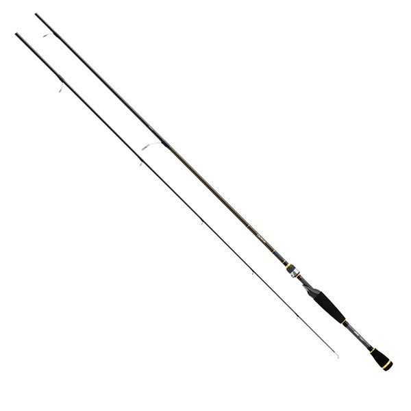 Daiwa AIRX661MFS Aird-X Braiding-X Spinning Rod